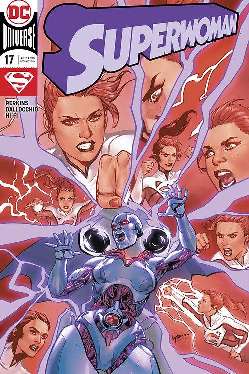 SUPERWOMAN #17 VAR ED