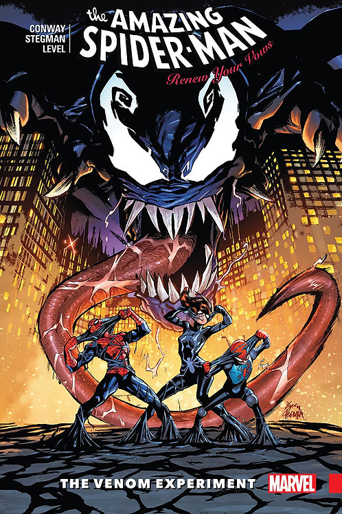 AMAZING SPIDER-MAN RENEW YOUR VOWS TP VOL 02 VENOM