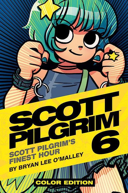 SCOTT PILGRIM COLOR HC VOL 06 (OF 6)