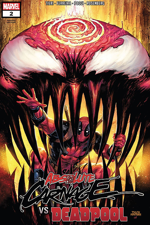 ABSOLUTE CARNAGE VS DEADPOOL #2 (OF 3)