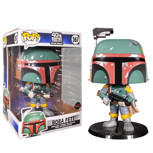 "Фигурка Funko POP! Bobble: Star Wars: 10"" Boba Fett"