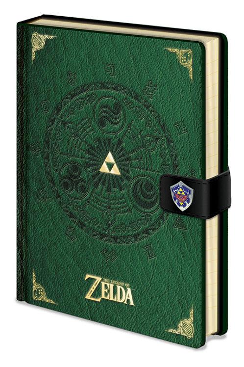 Записная книжка  The Legend of Zelda