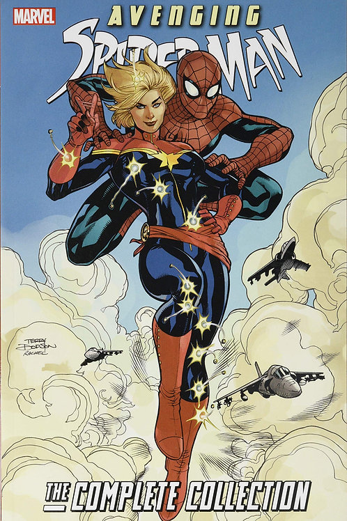 AVENGING SPIDER-MAN TP COMPLETE COLLECTION