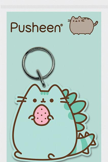 Лицензионный брелок Pusheen (Pusheenosaurus)