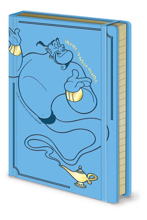 Записная книжка Aladdin (Write Wishes Here)