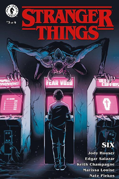 STRANGER THINGS SIX #3 CVR B WIJNGAARD