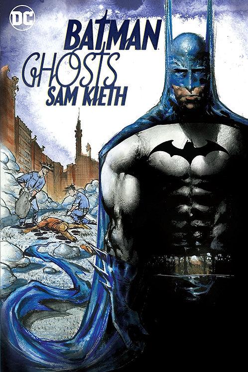 BATMAN GHOSTS TP