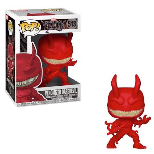 Фигурка Funko POP! Bobble: Marvel: Venom S2: Daredevil