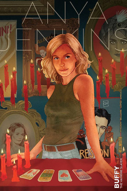 BUFFY THE VAMPIRE SLAYER #8 CVR B WADA