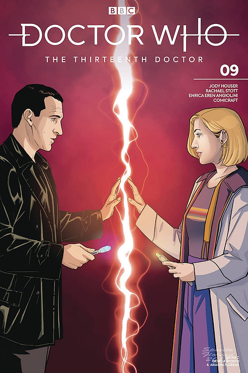 DOCTOR WHO 13TH #9 CVR C 9TH DOCTOR
