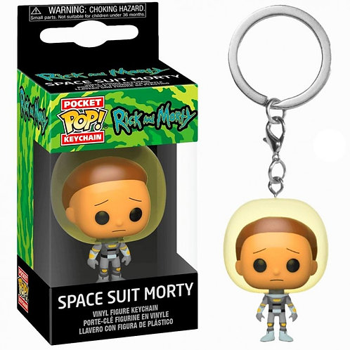 Брелок Funko Pocket POP! Keychain: Rick & Morty: Space Suit Morty