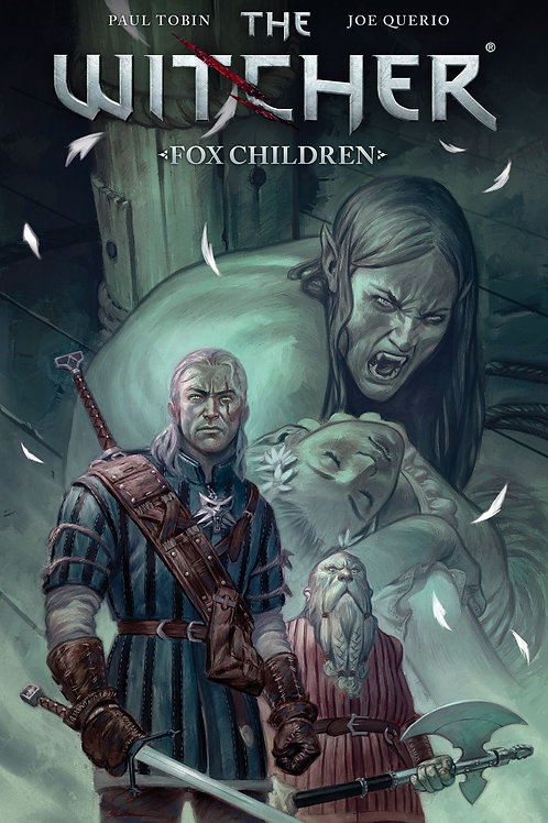 WITCHER TP VOL 02 FOX CHILDREN