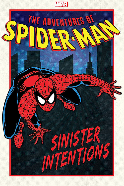 ADVENTURES OF SPIDER-MAN GN TP SINISTER INTENTIONS