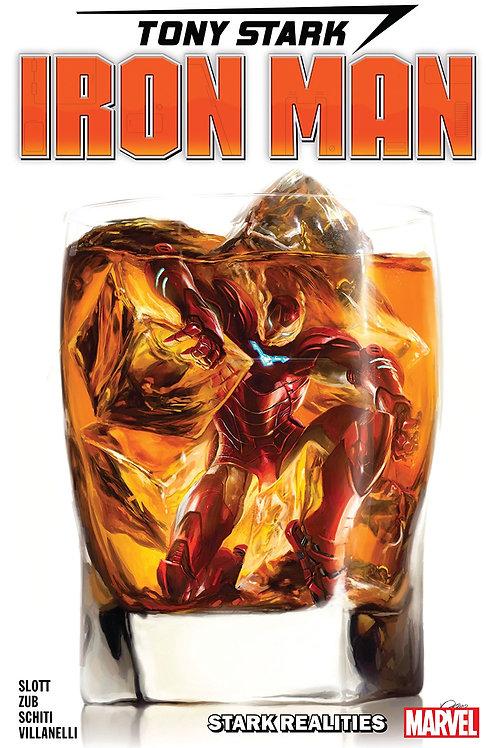 TONY STARK IRON MAN TP VOL 02 STARK REALITIES