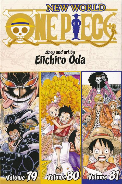 ONE PIECE 3IN1 TP VOL 27