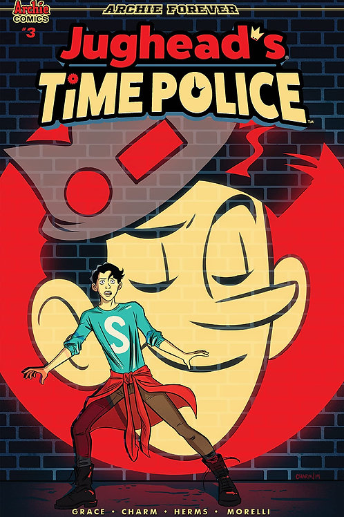 JUGHEAD TIME POLICE #3 CVR A CHARM