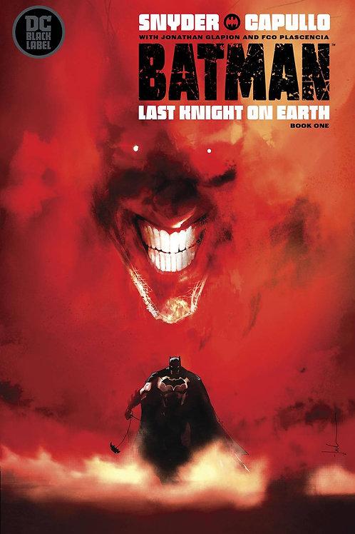 BATMAN LAST KNIGHT ON EARTH #1 (OF 3) VAR ED (MR)