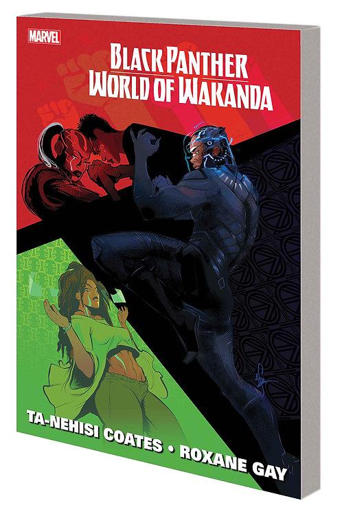 Black Panther: World of Wakanda Vol.1