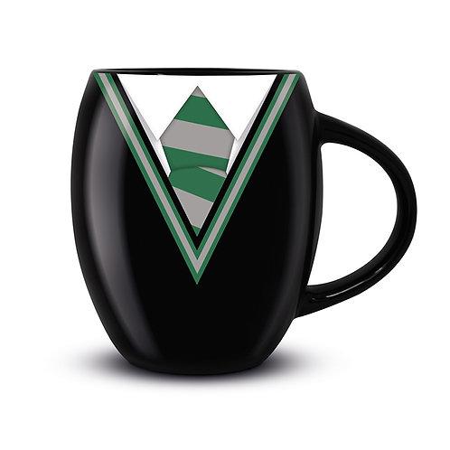Кружка Harry Potter (Slytherin Uniform) Oval Mug MGO25716