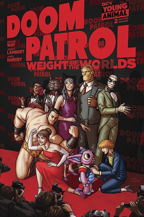 DOOM PATROL WEIGHT OF THE WORLDS #2