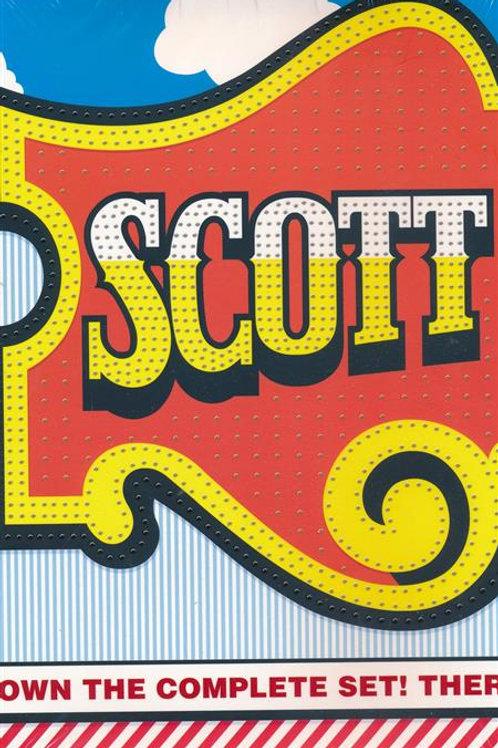 SCOTT PILGRIM COLOR COLLECTION TP BOX SET