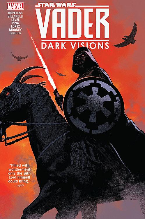 STAR WARS VADER DARK VISIONS TP