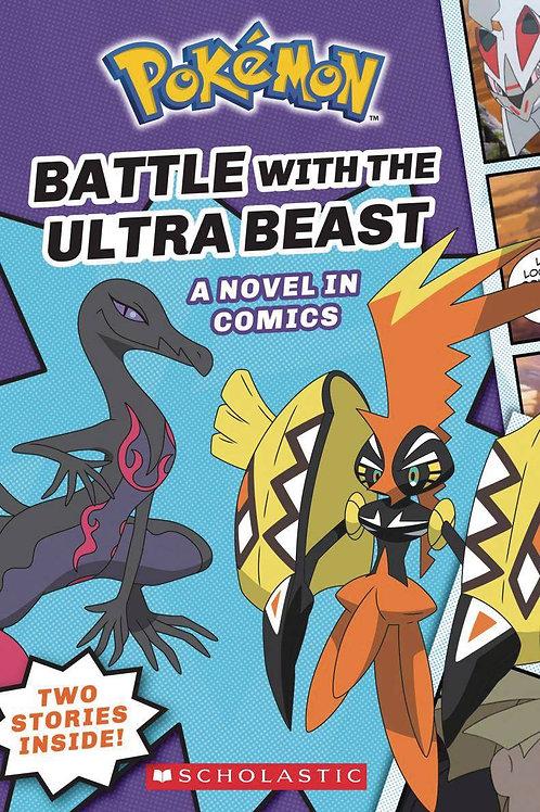 POKEMON COMIC NOVEL GN #1 BATTLE WITH ULTRA BEAST