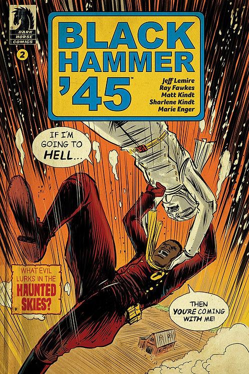 BLACK HAMMER 45 FROM WORLD OF BLACK HAMMER #2 CVR A