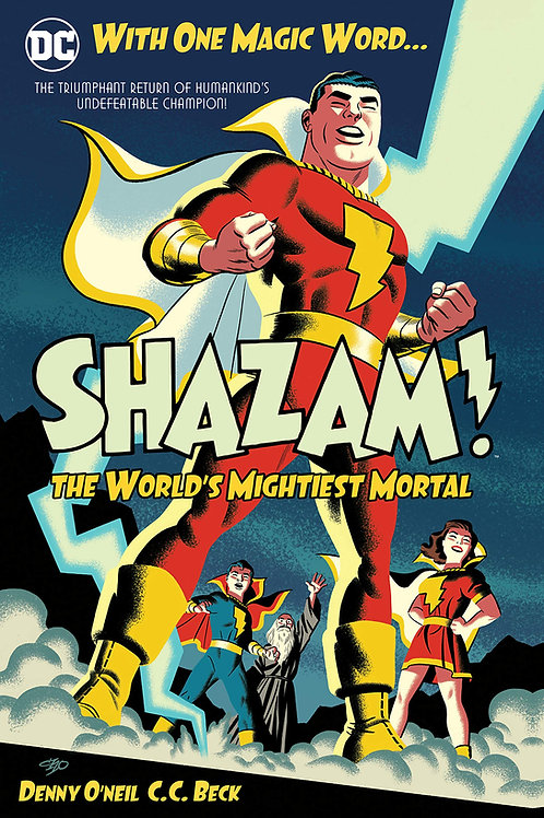 SHAZAM THE WORLDS MIGHTIEST MORTAL HC VOL 01