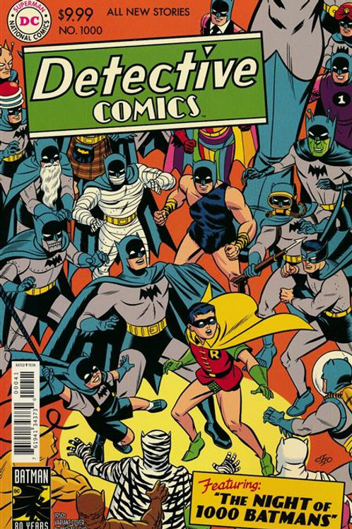 DETECTIVE COMICS #1000 1950S VAR ED