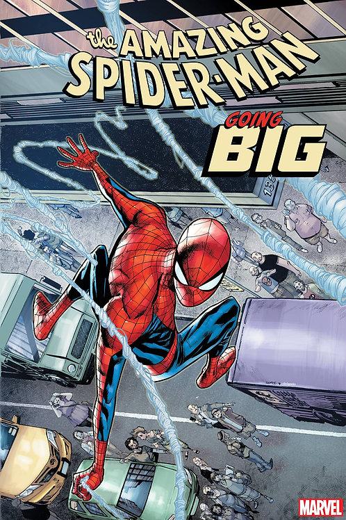 AMAZING SPIDER-MAN GOING BIG #1 RAMOS VAR
