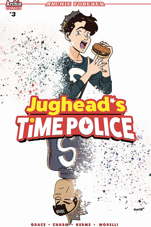 JUGHEAD TIME POLICE #3 CVR B JAMPOLE
