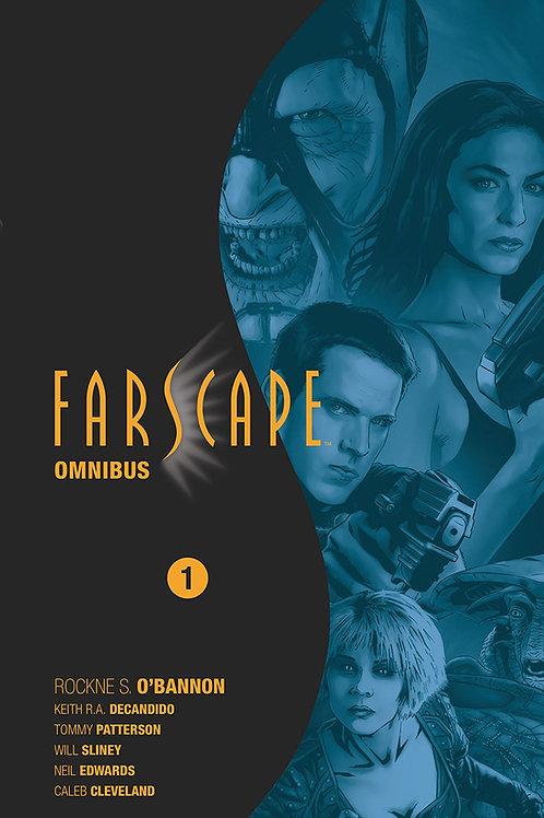 FARSCAPE OMNIBUS SC VOL 01 (C: 0-1-2)