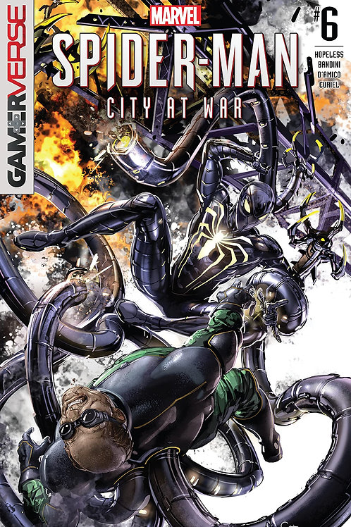 SPIDER-MAN CITY AT WAR #6