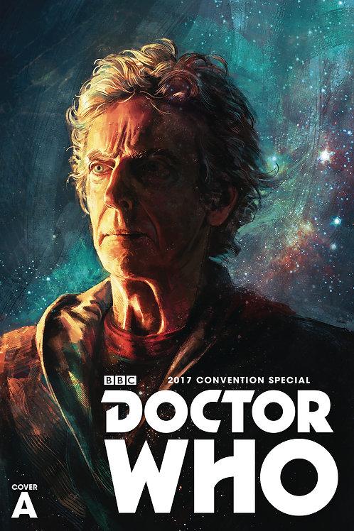 DOCTOR WHO 2017 SDCC EXC VAR CVR A