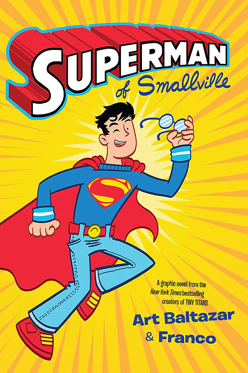 SUPERMAN OF SMALLVILLE TP DC ZOOM