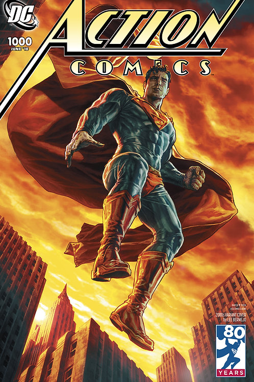 ACTION COMICS #1000 2000S VAR ED