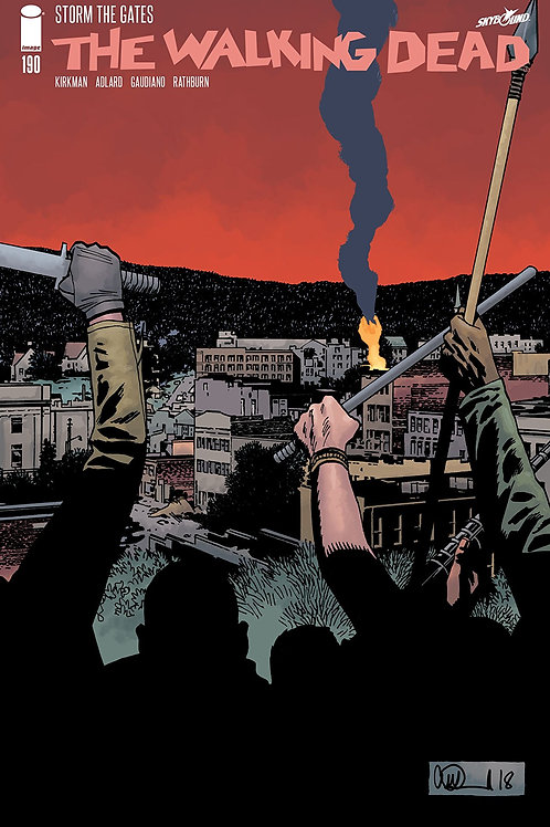 WALKING DEAD #190 (MR)