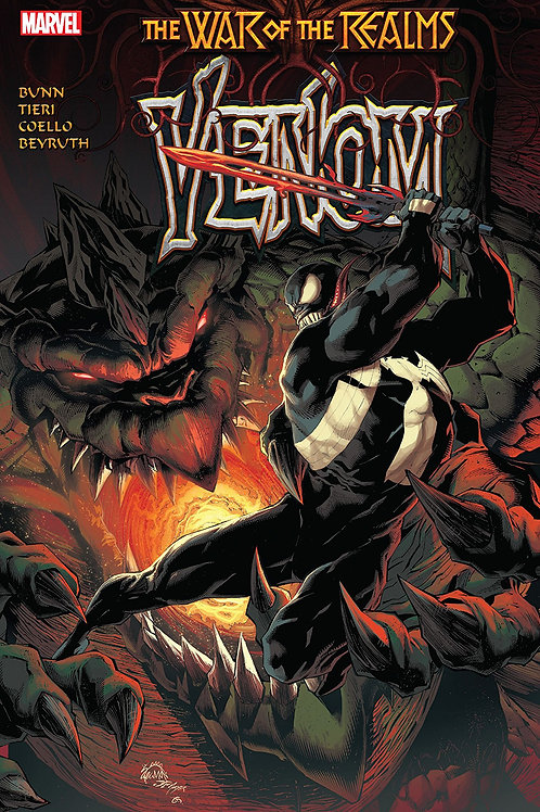 VENOM TP WAR OF REALMS