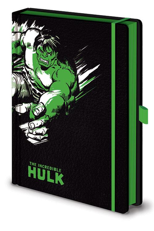 Записная книжка Marvel Retro (Hulk Mono)