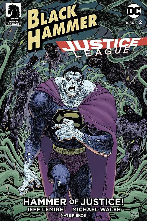BLACK HAMMER JUSTICE LEAGUE #2 (OF 5) CVR C BERTRA