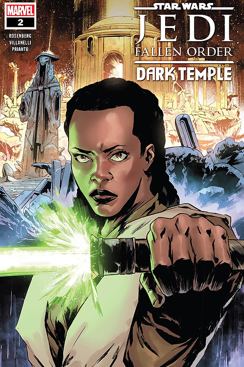 STAR WARS JEDI FALLEN ORDER DARK TEMPLE #2 (OF 5)