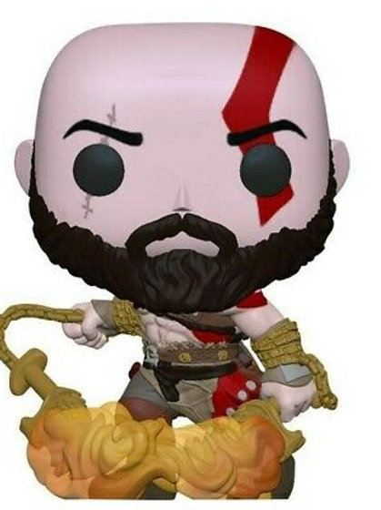 Фигурка Funko POP! Vinyl: Games: God Of War: Kratos W/Blades (GW) (Exc)