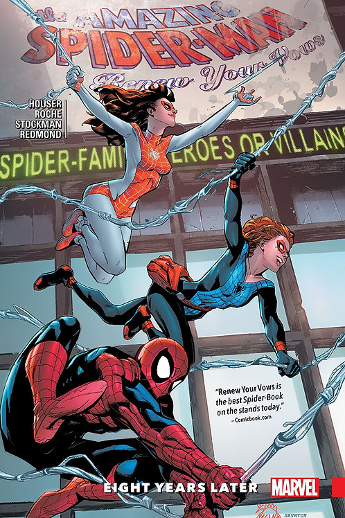 AMAZING SPIDER-MAN RENEW YOUR VOWS TP VOL 03 EIGHT
