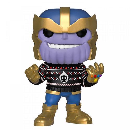 Фигурка Funko POP! Bobble: Marvel: Holiday: Thanos