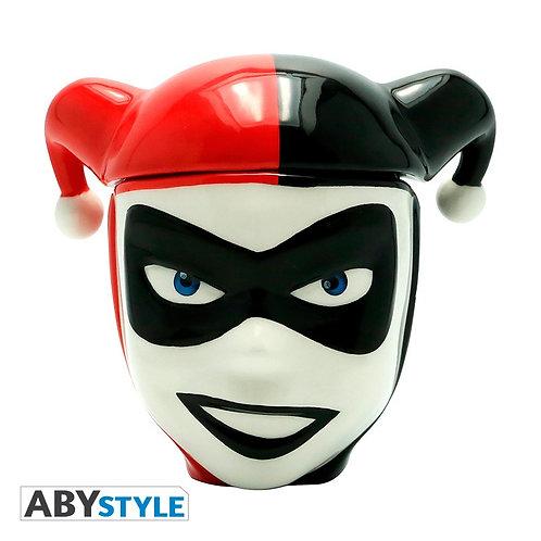 Кружка 3D ABYstyle: DC COMICS: HARLEY QUINN ABYMUG419