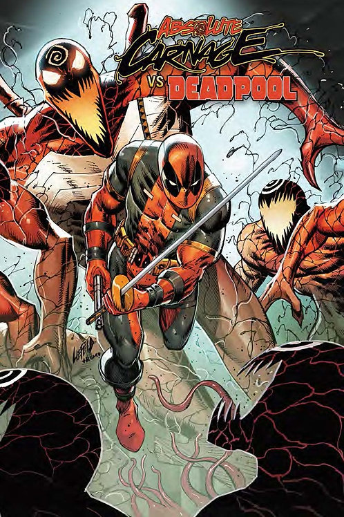 ABSOLUTE CARNAGE VS DEADPOOL #2 (OF 3) CONNECTING VAR
