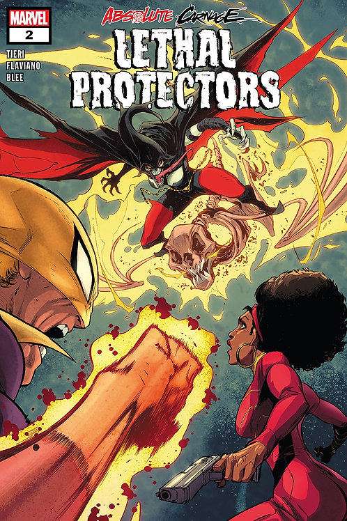 ABSOLUTE CARNAGE LETHAL PROTECTORS #2 (OF 3) AC