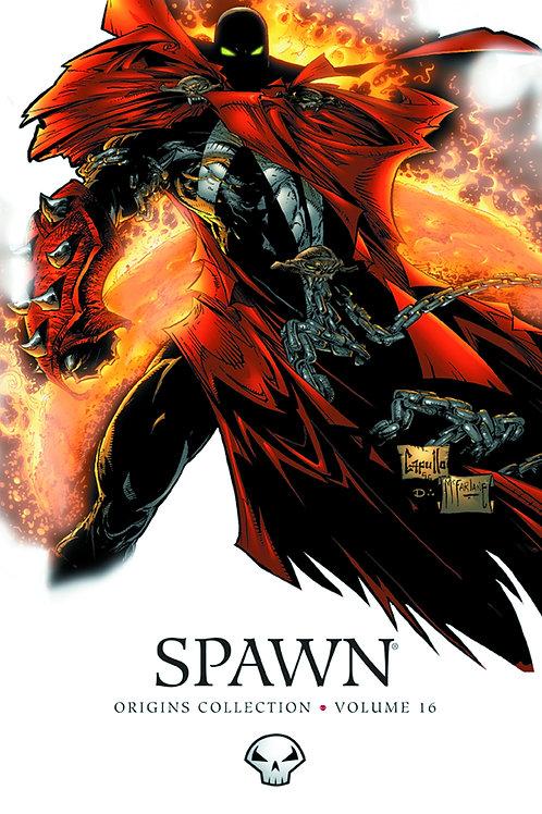 Spawn Origins Vol. 16 (Paperback)