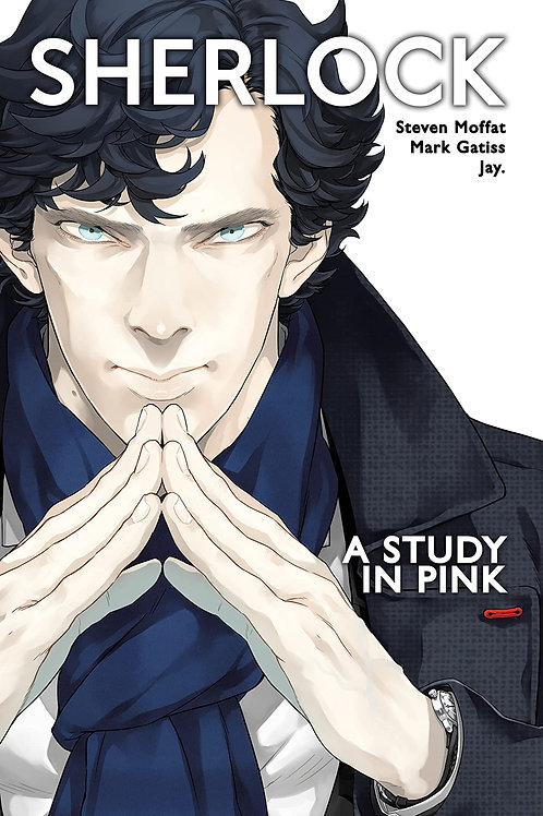 SHERLOCK A STUDY IN PINK TP